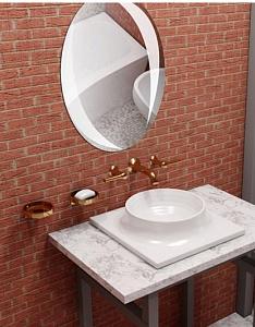 Boomerang 1200х750 ОвальноеМебель для ванной<br>Зеркало Vayer Boomerang 1200х750 овальное со светодиодной подсветкой с сенсорным управлением. Зеркало устойчиво к влиянию воды и пара.<br>