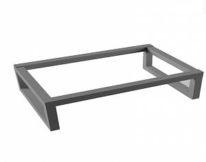 Boomerang  1200х500 матовый хромМебель для ванной<br>Консоль под раковину матовая Vayer Boomerang 1200х500 подвесная.<br>