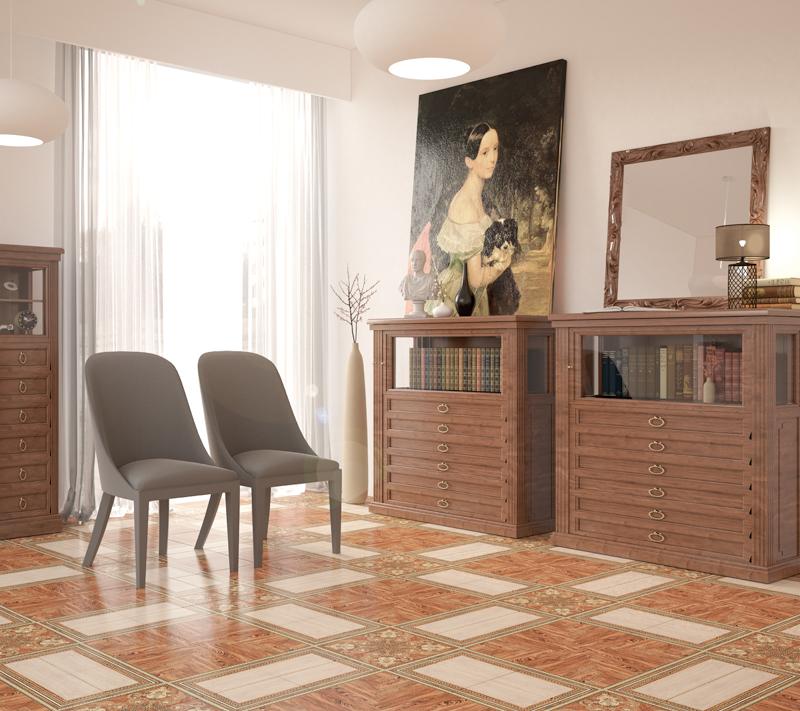 Керамическая плитка Absolut Keramika Versalles 45x45 напольная цена
