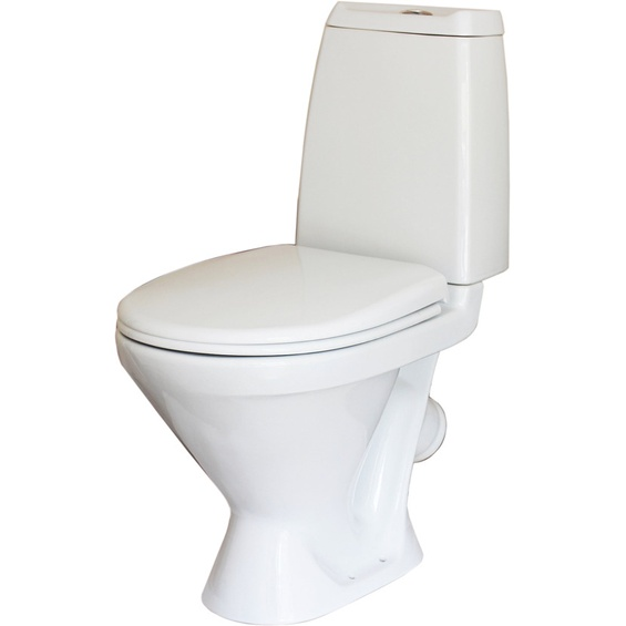 Унитаз Sanita Кама стандарт KMASACC01090211 Белый унитаз компакт напольный sanita кама комфорт