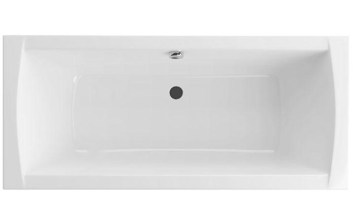 Aquaria Lux 180x80 БелаяВанны<br>Прямоугольная акриловая ванна Excellent Aquaria Lux 180x80. Ванна изготовлена из акрилового листа толщиной 4 мм с антибактериальным свойством LUCITE Microban.<br>