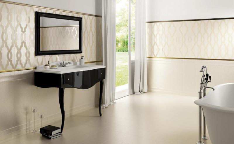 Керамическая плитка Piemme Valentino Aurea 00265 Listello Platino 3x30 бордюр россия 00265 500 ваза дриады