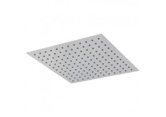 Square Flat 400 IHO65CRSC ХромВерхние души<br>Верхний душ Teorema Square Flat 400 IHO65CRSC металлический, плоский, квадратный, размер 400х400 мм.<br>