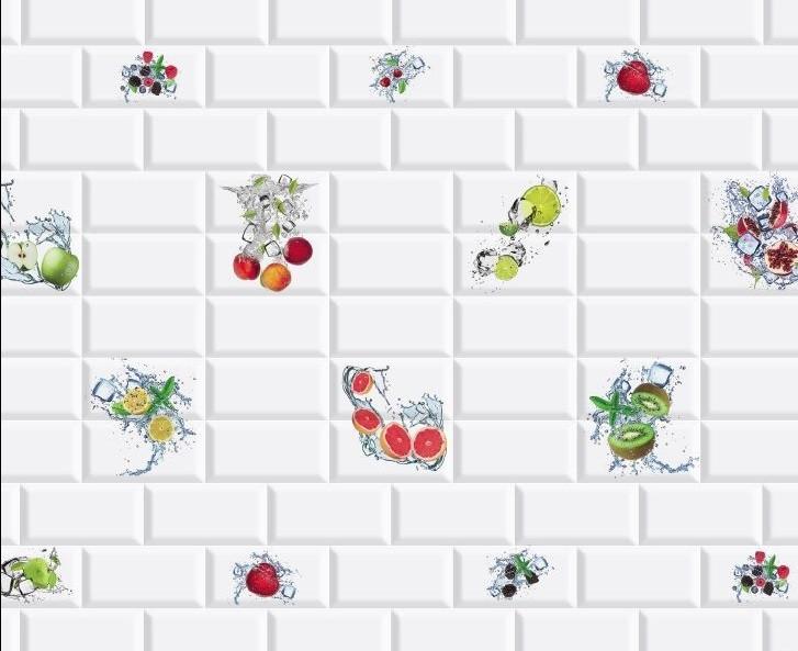 Керамическая плитка М-Квадрат Биселадо 20х20 панно (фрукты 2 шт.) наклейка winter wings панно гелевая новый год 20х20 см n09302