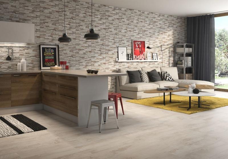 Керамическая плитка Geotiles Brick Tierra 34х50 настенная плитка настенная 23х50 brick светло серый