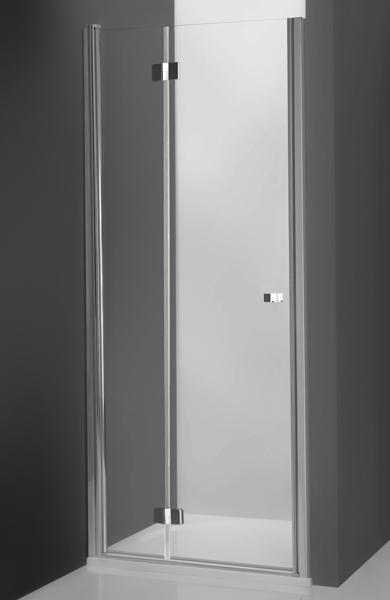 Tower Line TZNL1/900 Профиль brillant/стекло прозрачное LДушевые ограждения<br>Душевая дверь Roltechnik Tower Line TZNL1/900 левая.  Ширина входа 470 мм. Толщина стекла 6 мм. Дверь открывается внутрь и наружу. Ручки и петли интегрированные изготовлены из полированного алюминия. Уплотнители высокоэластичные герметичные.  Дверь предназначена для установки в проём.<br>