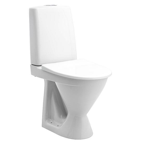 Seven D 3661101501 белыйУнитазы<br>Унитаз Ido Seven D 3661101501 напольный, в комплекте с сиденьем SoftClose. Цвет белый.<br>