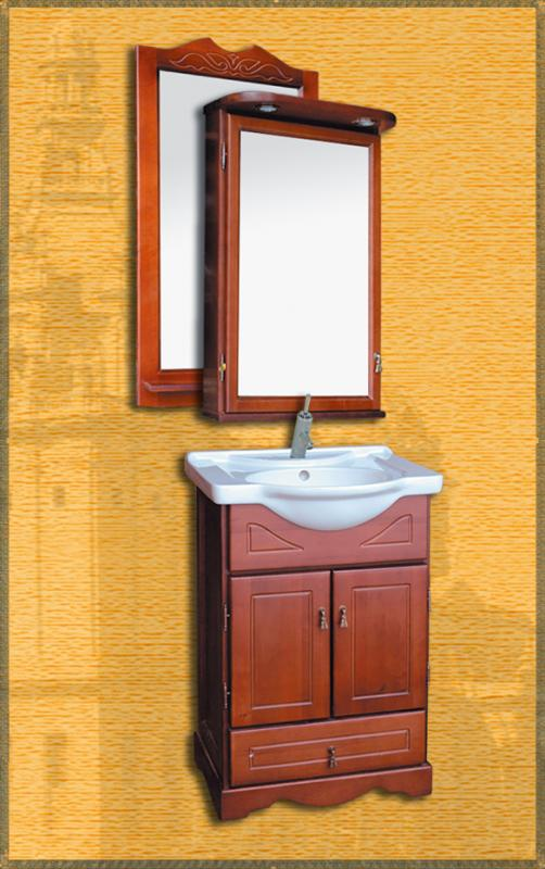 Clio 55 НагалМебель для ванной<br>Мебель для ванной Два Водолея Clio 55. Цвет нагал. В стоимость входит тумба. Все остальное приобретается отдельно.<br>