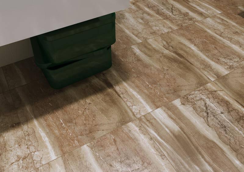 Brosto Brown 45x45 напольнаяКерамогранит<br>Керамическая плитка Cersanit Brosto Brown 45x45. В упаковке 8 шт. (1,62 м2).<br>