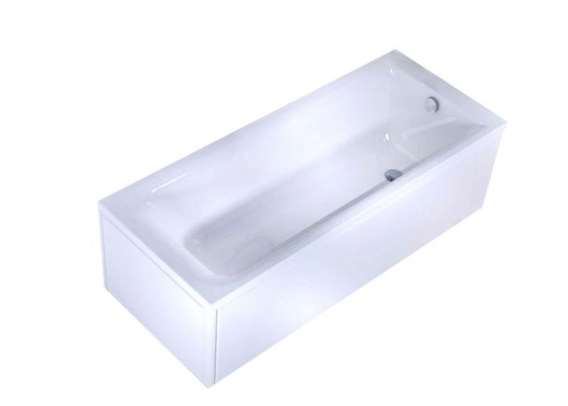 Olika BR82017000 БелаяВанны<br>IFO Olika ванна акриловая. Ножки для ванны приобретаются отдельно.<br>