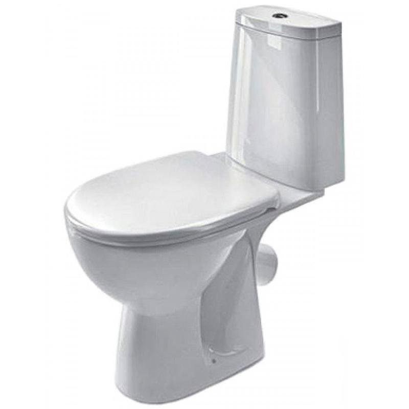 Унитаз напольный Ifo Arret RS033601000 с бачком и сиденьем Микролифт унитаз ifo grandy rp213090110 с бачком без сиденья