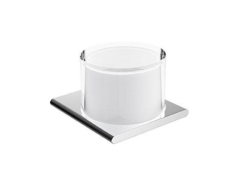 Edition 400 11552 019000 ХромАксессуары для ванной<br>Дозатор жидкого мыла KEUCO Edition 400 11552 019000. Цвет хром.<br>
