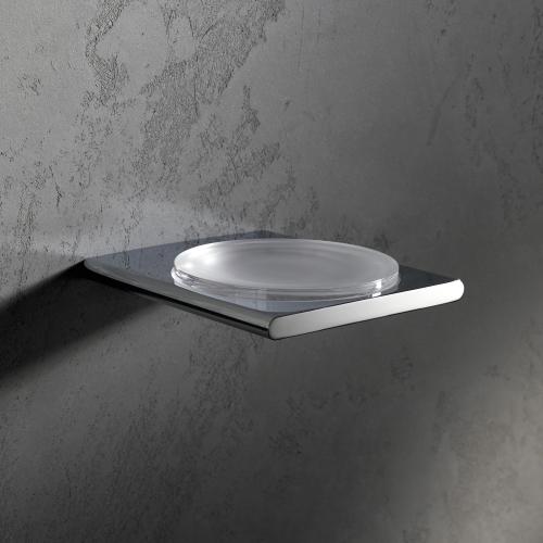 Edition 400 11555 019000 ХромАксессуары для ванной<br>Мыльница KEUCO Edition 400 11555 019000. Цвет хром.<br>