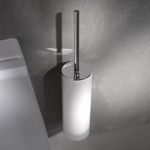 Edition 400 11564 019000 ХромАксессуары для ванной<br>Туалетный ершик KEUCO Edition 400  11564 019000.Цвет хром.<br>