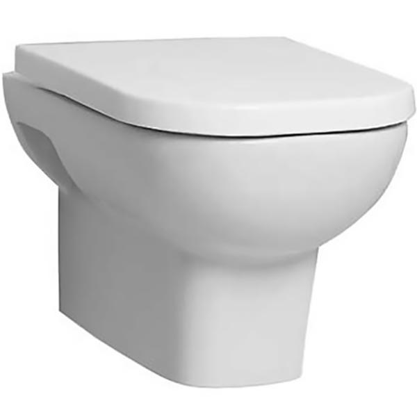 Retro 5160B703-0075 без сиденьяУнитазы<br>Унитаз Vitra Retro 5160B703-0075 подвесной. <br>Лаконичный и универсальный дизайн этой модели прекрасно впишется в интерьер любого санузла.<br>Особенности: <br>Низкий уровень шума благодаря механизму нижней подачи воды, <br>Унитаз изготовлен из сантехнического фарфора. Этот материал не впитывает грязь и сохраняет белизну долгие годы.<br>В комплекте поставки: <br>Чаша унитаза.<br>