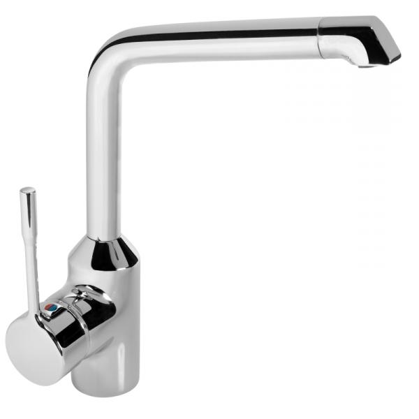 Retta B8985AA ХромСмесители<br>Смеситель Ideal Standard Retta B8985AA для кухонной мойки. Данная модель с трубчатым высоким изливом и системой монтажа Easy-Fix.<br>