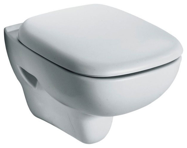 Rimfree RP313200500 БелыйУнитазы<br>Унитаз подвесной Ifo Sjoss Rimfree RP313200500 безободковый. В комплекте крышка-сиденье.<br>