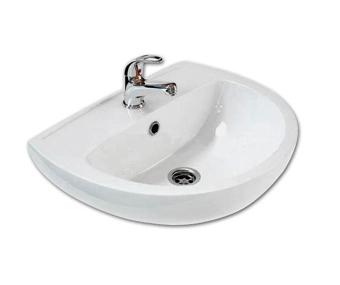 Раковина Ifo Arret RS031055000 Белый раковина ifo frisk 60 см rs020600000