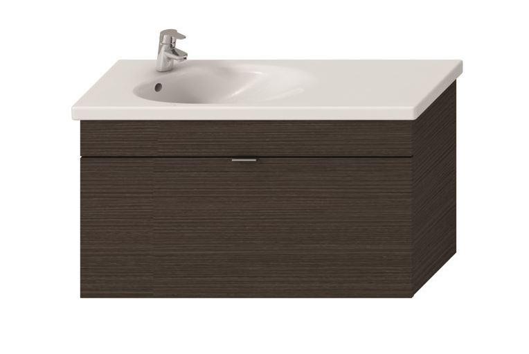 Tigo 4.5518.7.021.429.1 МоккоМебель для ванной<br>Тумба в комплекте с раковиной подвесная Jika Tigo 4.5518.7.021.429.1. Цвет мокко.<br>