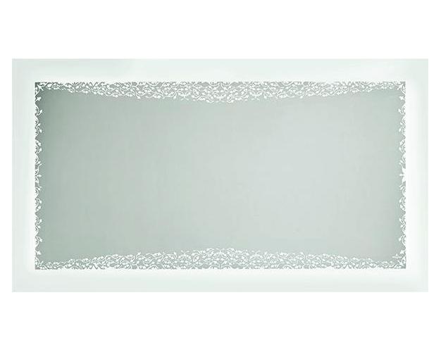 Amadea Royal B39600GL ослепительно-белоеМебель для ванной<br>Зеркало Villeroy&amp;Boch Amadea Royal B39600GL со светодиодной подсветкой, 1 выключатель, 1x LED/47Вт, A-A++, IP 44. Цена указана за зеркало. Все остальное приобретается дополнительно.<br>