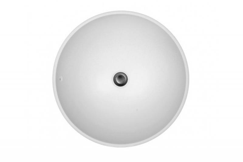 Meta  БелаяРаковины<br>Раковина Colpa San Meta с переливом диаметром 45 мм.<br>