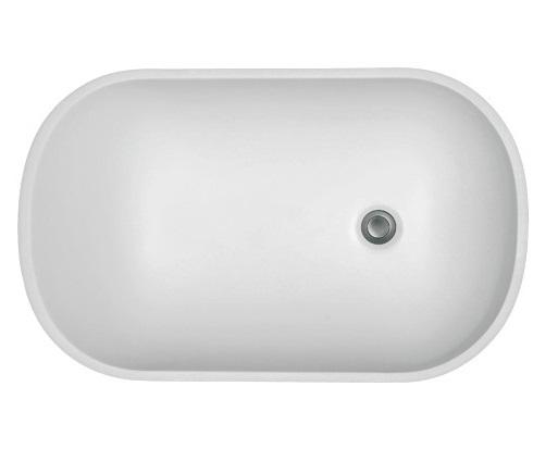 Barbi  БелаяРаковины<br>Раковина Kolpa San Barbi с переливом диаметром 45 мм.<br>