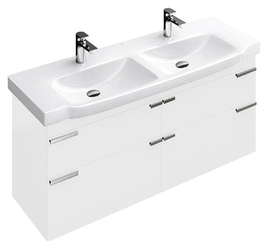 Sentique A85200 подвесная вяз импрессоМебель для ванной<br>Тумба под раковину Villeroy&amp;Boch Sentique A85200PN, вяз импрессо.<br>