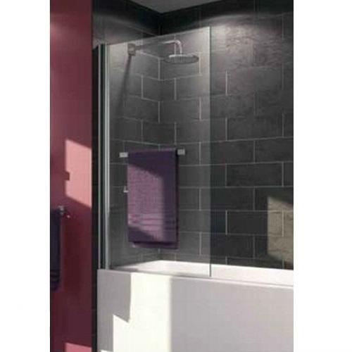 X1 141702.069.321 (121702.069.321) Серебряный профиль с прозрачным стекломДушевые ограждения<br>Шторка на ванну Huppe X1 с распашным механизмом открытия.  Серебряный профиль, прозрачное стекло.<br>