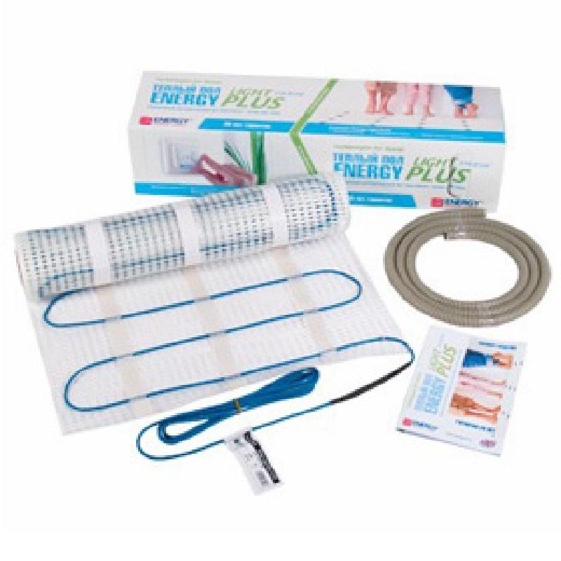 Купить Нагревательный мат, Light Plus 2, 0-300 без терморегулятора, Energy, Великобритания