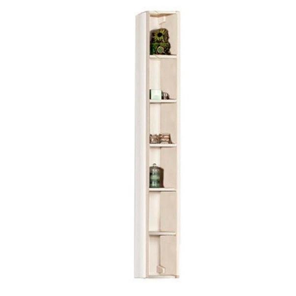 Шкаф-колонна открытая Акватон Йорк 172х1602х230 1A171103YOB90 ясень фабрик