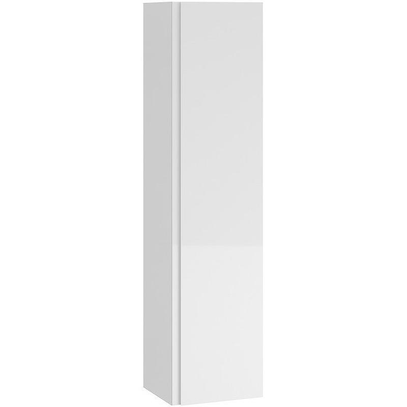 Шкаф пенал Cersanit Moduo 40 SB-SL-MOD/Wh подвесной Белый