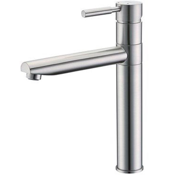 Смеситель для кухни WasserKRAFT Wern 4207 Хром матовый