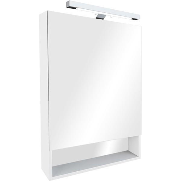 Зеркальный шкаф Roca The Gap 60 ZRU9302748 Белый матовый