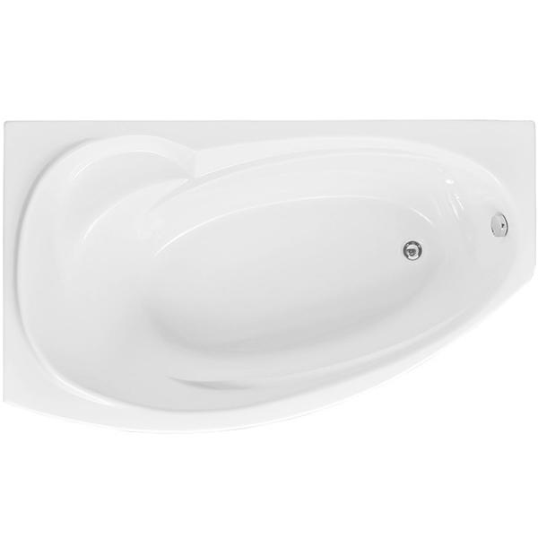 Jersey 170x90 с гидромассажем LВанны<br>Акриловая ванна Aquanet Jersey 170x90 L асимметричной формы.<br>Установка в левый угол.<br>Вместительная ванна с изящным дизайном дополнит интерьер ванной комнаты в современном стиле.<br>Изготовлена из качественного акрила: гладкого и теплого на ощупь материала. Он быстро нагревается и долго сохраняет тепло воды. Благодаря отсутствию пор на поверхности не скапливается грязь и микробы.<br>Антискользящее покрытие (специальные насечки на дне ванны).<br>Размер: 170x90x60 см.<br>Глубина: 49 см.<br>Гидромассажная система:<br>Плоские форсунки, плотно прилегающие к поверхности ванны. Ручная регулировка направления потока воды, индивидуальное включение или выключение каждой форсунки. <br>6 гидромассажных форсунок диаметром 77 мм.<br>Материал: латунь.<br>Цвет: хром.<br>В комплекте поставки: ванна, каркас, гидромассажная система.<br>