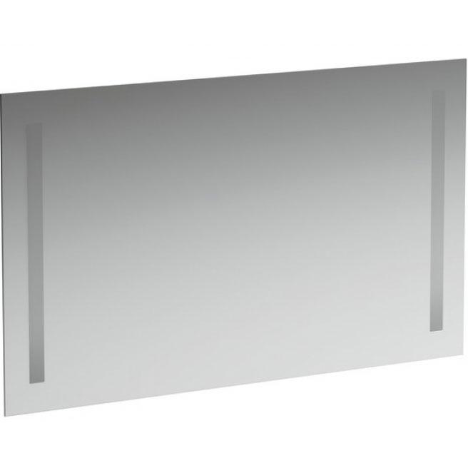 Зеркало Laufen Case 100 с подсветкой с сенсорным выключателем зеркало sanvit кубэ 70 с подсветкой с сенсорным выключателем