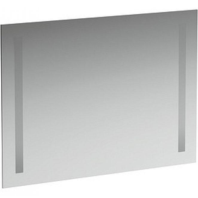 Зеркало Laufen Case 80 с подсветкой с сенсорным выключателем зеркало sanvit кубэ 70 с подсветкой с сенсорным выключателем
