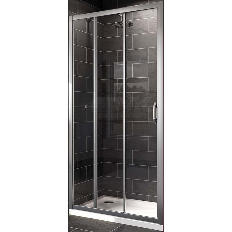 Дверь в нишу Huppe Serie X1 900х900х1900 140303.069.321 (120303.069.321) Глянцевый хром