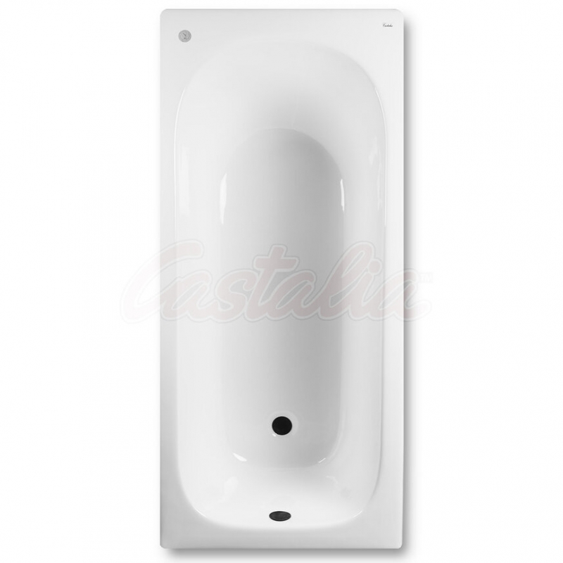 Чугунная ванна Castalia