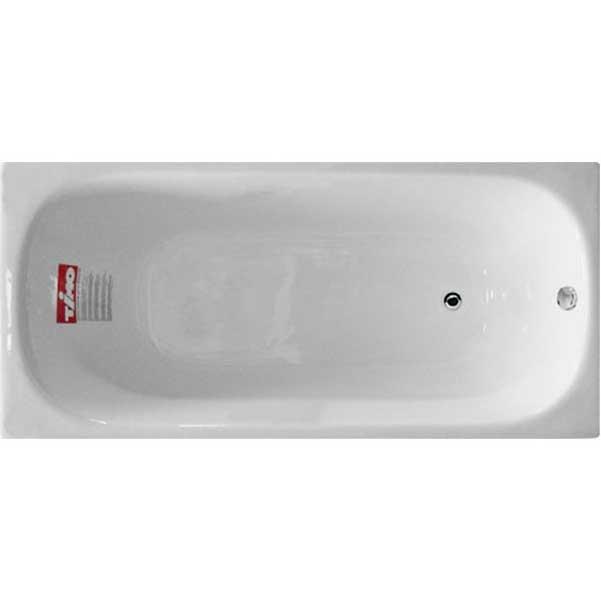 Чугунная ванна Timo Standard 3V 150x70 с антискользящим покрытием чугунная ванна timo standard 3v 170х75 с ручками с антискользящим покрытием