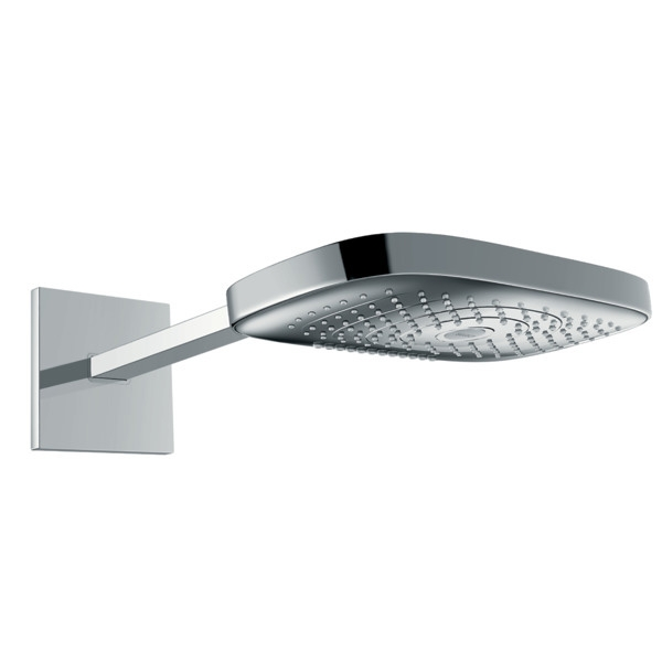 Верхний душ Hansgrohe Raindance Select Е 31 26468000 Хром верхний душ hansgrohe raindance select е 2jet 26468000