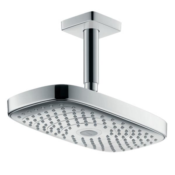 Купить Верхний душ, Raindance Select Е 30 27384000 Хром, Hansgrohe, Германия