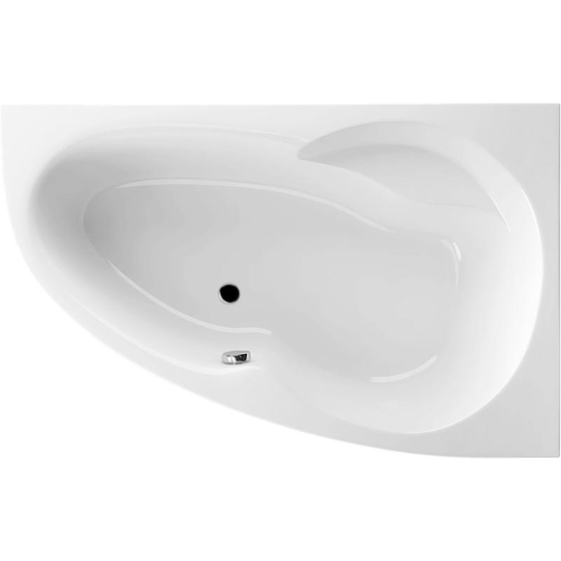 Newa Plus 150 ЛеваяВанны<br>Excellent Newa Plus WAAC.NEL15WH ванна акриловая. Имеет асимметричную форму.<br>