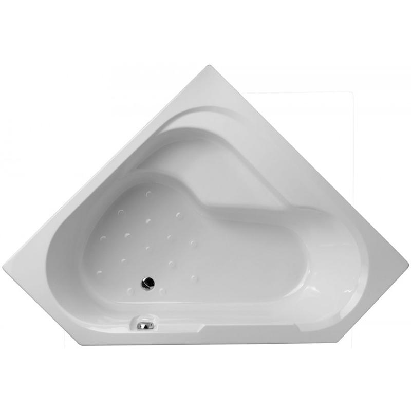 Bain Douche 145x145 L без антискользящего покрытияВанны<br>Акриловая ванна Jacob Delafon Bain Douche 145x145 L E6222RU-00, левосторонняя.<br>Изящный дизайн ванны совмещен с функциональностью и удобством. Универсальный стиль этой модели дополнит интерьер большинства современных ванных комнат.<br>Изготовлена из акрила - прочного и приятного на ощупь материала. Благодаря низкой теплопроводности акрил долго сохраняет тепло воды.<br>Смягченные углы с внутренней стороны чаши ванны облегчают уход.<br>Плавный наклон спинки, повторяющий анатомические особенности тела человека. Встроенный подголовник и сиденье обеспечивают дополнительный комфорт.<br>Цвет: белый.<br>Монтаж: на каркасе.<br>В комплекте поставки: чаша ванны.<br>