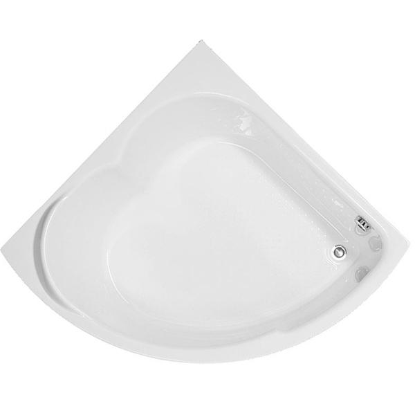 Fregate 120x120 без гидромассажаВанны<br>Акриловая ванна Aquanet Fregate 120x120 в форме четверти круга.<br>Вместительная ванна с изящным дизайном дополнит интерьер ванной комнаты в современном стиле.<br>Изготовлена из качественного акрила: гладкого и теплого на ощупь материала. Он быстро нагревается и долго сохраняет тепло воды. Благодаря отсутствию пор на поверхности не скапливается грязь и микробы.<br>Антискользящее покрытие (специальные насечки на дне ванны).<br>Размер: 120x120x67 см.<br>Глубина: 40 см.<br>Объем: 240 л.<br>В комплекте поставки: ванна, каркас.<br>
