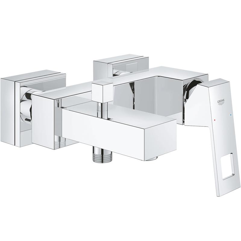 цена на Смеситель для ванны Grohe Eurocube 23140000 Хром
