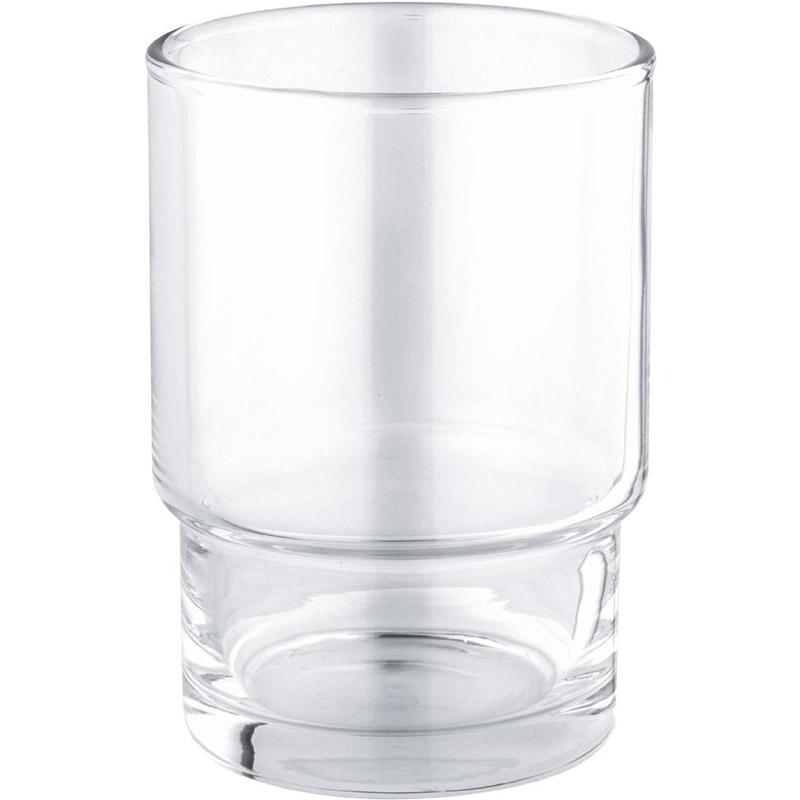 Стакан для зубных щеток Grohe Essentials 40372001 прозрачное стекло grohe essentials new 40372001