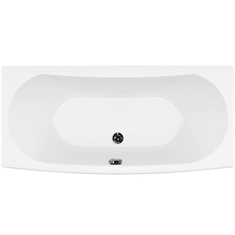 Izabella 160x75 с гидромассажемВанны<br>Акриловая ванна Aquanet Izabella 160x75 прямоугольная.<br>Вместительная ванна с изящным дизайном дополнит интерьер ванной комнаты в современном стиле.<br>Изготовлена из качественного акрила: гладкого и теплого на ощупь материала. Он быстро нагревается и долго сохраняет тепло воды. Благодаря отсутствию пор на поверхности не скапливается грязь и микробы.<br>Антискользящее покрытие (специальные насечки на дне ванны).<br>Размер: 160x75x64 см.<br>Глубина: 50 см.<br>Объем: 210 л.<br>Гидромассажная система:<br>Плоские форсунки, плотно прилегающие к поверхности ванны. Ручная регулировка направления потока воды, индивидуальное включение или выключение каждой форсунки. <br>6 гидромассажных форсунок диаметром 77 мм.<br>Материал: латунь.<br>Цвет: хром.<br>В комплекте поставки: ванна, каркас, гидромассажная система.<br>