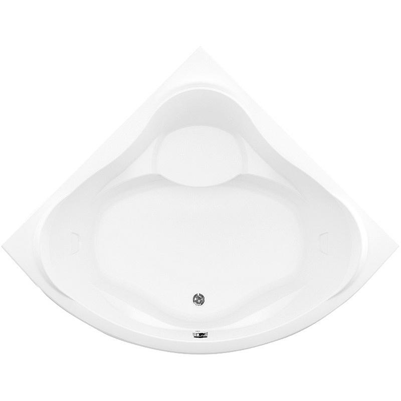 Malta New 150x150 с гидромассажемВанны<br>Акриловая ванна Aquanet Malta New 150x150 в форме четверти круга.<br>Вместительная ванна с изящным дизайном дополнит интерьер ванной комнаты в современном стиле.<br>Изготовлена из качественного акрила: гладкого и теплого на ощупь материала. Он быстро нагревается и долго сохраняет тепло воды. Благодаря отсутствию пор на поверхности не скапливается грязь и микробы.<br>Антискользящее покрытие (специальные насечки на дне ванны).<br>Размер: 150x150x71,5 см.<br>Глубина: 55 см.<br>Объем: 360 л.<br>Гидромассажная система:<br>Плоские форсунки, плотно прилегающие к поверхности ванны. Ручная регулировка направления потока воды, индивидуальное включение или выключение каждой форсунки. <br>6 гидромассажных форсунок диаметром 50 мм.<br>Материал: латунь.<br>Цвет: хром.<br>В комплекте поставки: ванна, каркас, гидромассажная система.<br>