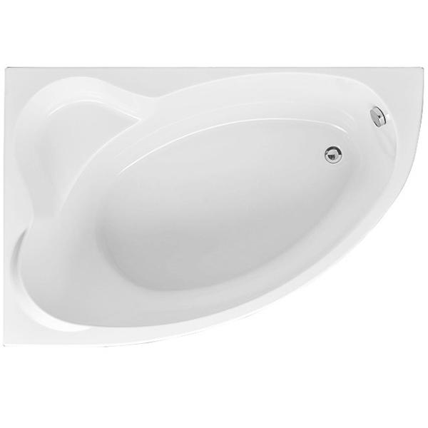 Mayorca 150x100 без гидромассажа LВанны<br>Акриловая ванна Aquanet Mayorca 150x100 L асимметричной формы.<br>Установка в левый угол.<br>Вместительная ванна с изящным дизайном дополнит интерьер ванной комнаты в современном стиле.<br>Изготовлена из качественного акрила: гладкого и теплого на ощупь материала. Он быстро нагревается и долго сохраняет тепло воды. Благодаря отсутствию пор на поверхности не скапливается грязь и микробы.<br>Антискользящее покрытие (специальные насечки на дне ванны).<br>Размер: 150x100x72 см.<br>Глубина: 50 см.<br>Объем: 280 л.<br>В комплекте поставки: ванна, каркас.<br>