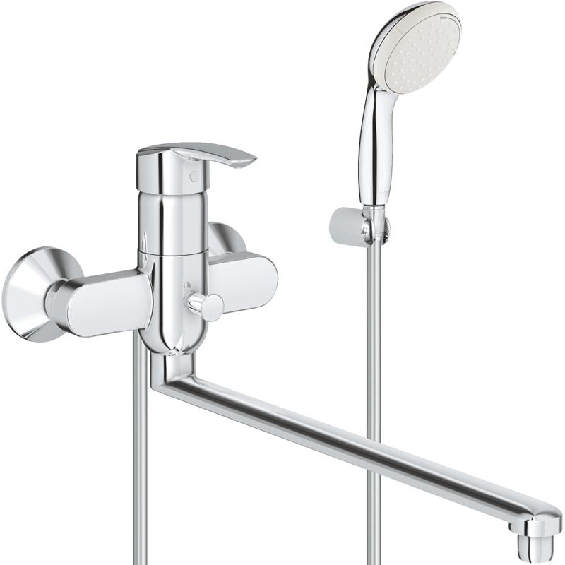 Смеситель для ванны Grohe Multiform 3270800A универсальный Хром цена в Москве и Питере